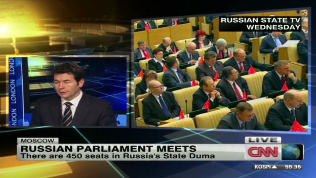 Russia parliament to convene