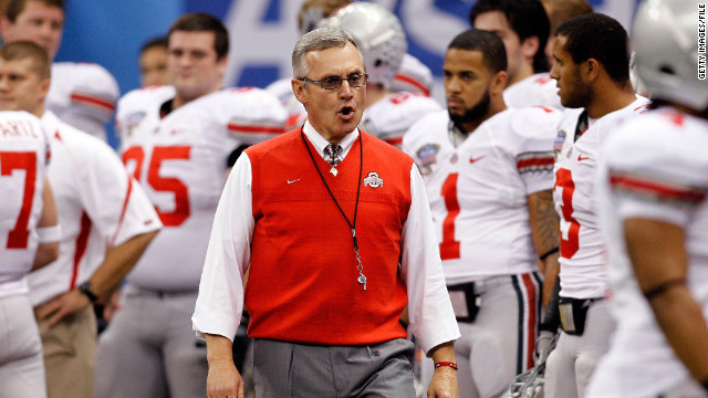 Jim Tressel is no longer Ohio State's coach, but the football tame still faces punishment for NCAA rules violations.