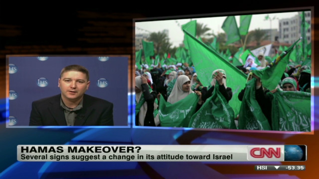 Are we in store for a kinder Hamas?
