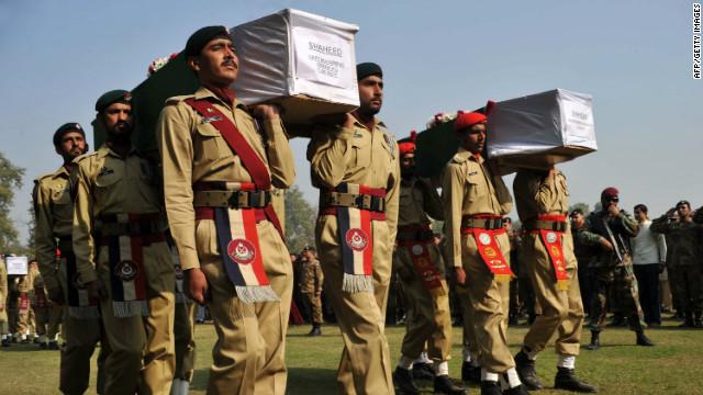 Blame game in Pakistan airstrike