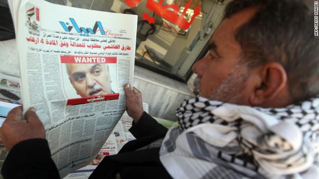 Iraq's future hinges on political crisis