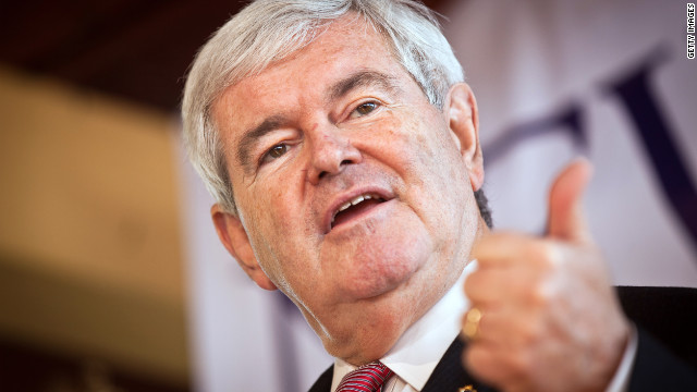 Gingrich and Perry not on Virginia ballot