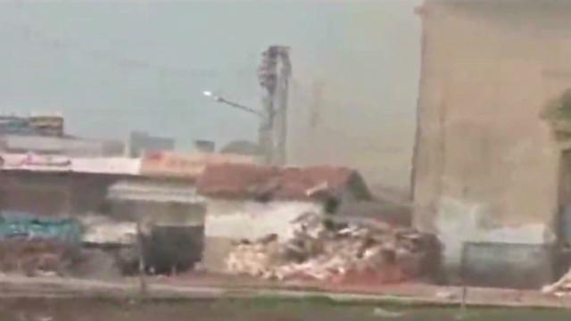 Homs under siege