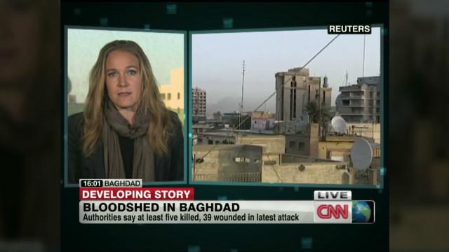 Bloodshed in Baghdad