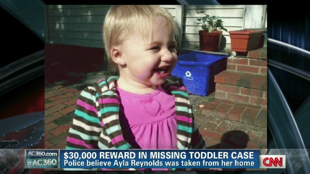 Still no suspect in Ayla Reynolds case