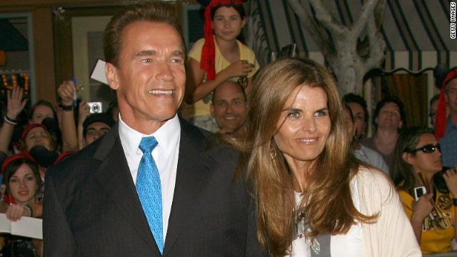 Schwarzenegger: 'I screwed up badly'