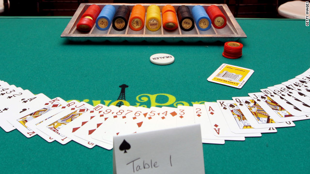 In April, the agency shut down three foreign-based online poker firms.