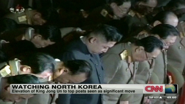 Chinoy: N. Korea funeral will show unity