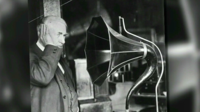 Bell's recordings come to life