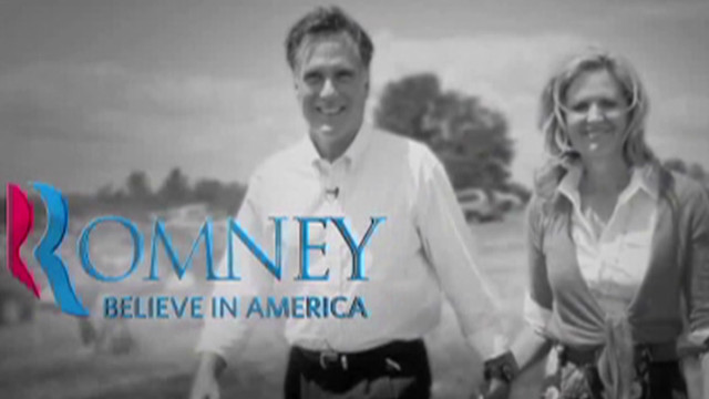 Mitt Romney 'character' ad