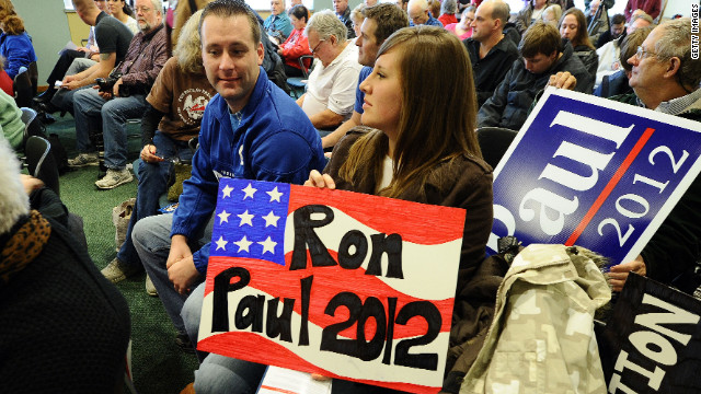 Vocal Ron Paul supporters outnumber their critics on Reddit, the news-aggregator site.