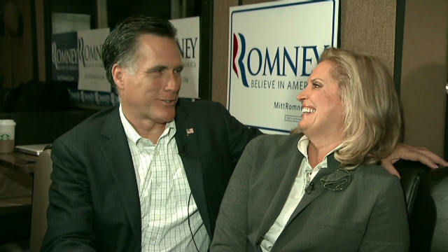 Romneys discuss their darkest hour