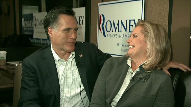 Romneys discuss their darkest hour