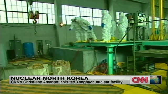 Amanpour's N. Korea trip revisited