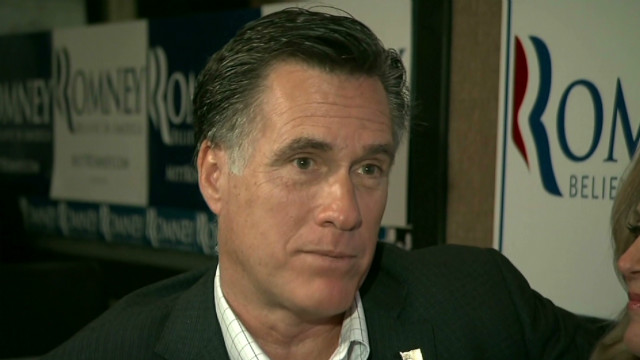 Wife talked Romney into second run