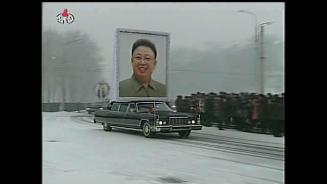 Mourning Kim Jong Il