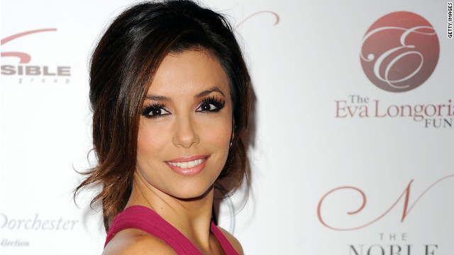 """I try to have a healthy outlook. I'm your everlasting, hopeless optimist,"" Eva Longoria said."