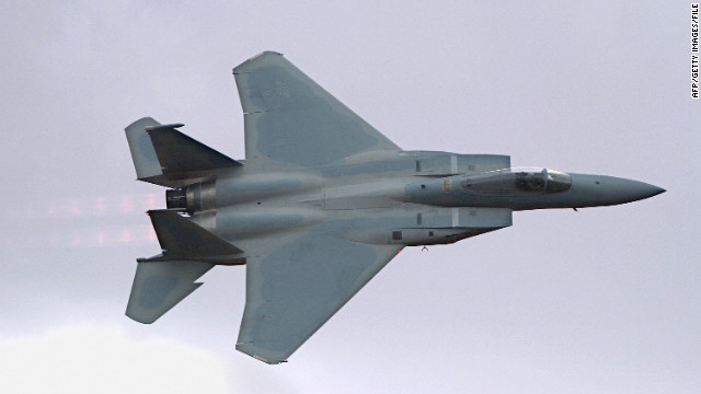 U.S. selling combat jets to Saudi Arabia