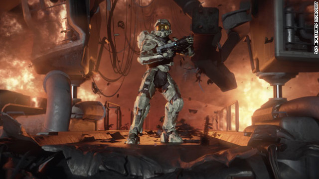 """Halo 4"" will be next blockbuster installment in the iconic franchise that has helped defined a generation of gaming."