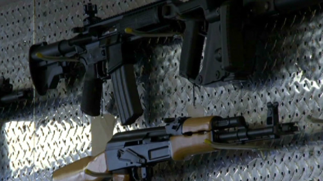 2012 election fueling soaring gun sales?