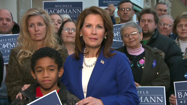 Bachmann: Paul offered ex-aide money