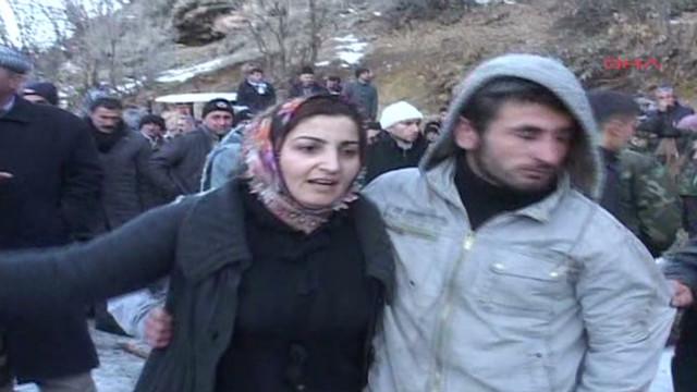 Airstrike kills villagers in Turkey