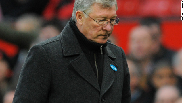 Alex Ferguson's 70th birthday celebrations were ruined by his team's 3-2 home defeat to Blackburn.