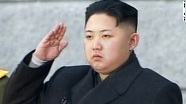 "New North Korean leader Kim Jong Un has assumed the ""supreme commandership."""