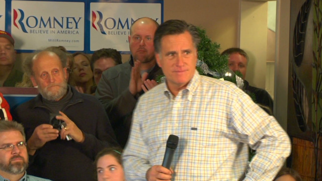 Romney: Election is for America's soul