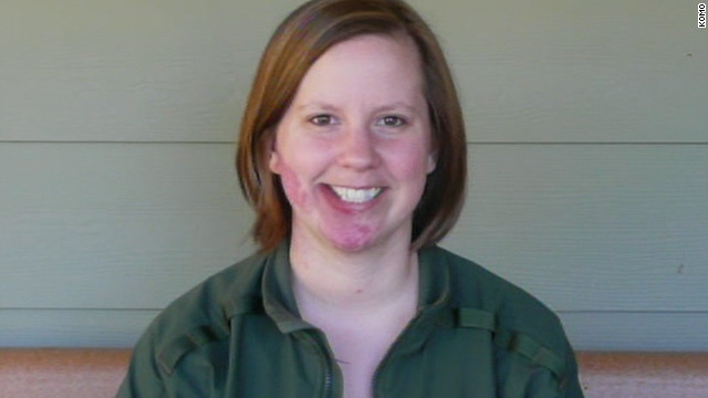 Park ranger Margaret Anderson, 34, was fatally shot in Washington's Mount Rainier National Park on Sunday.