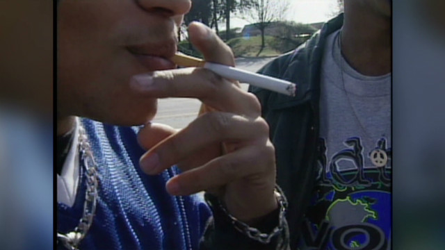 Texting to stop teen smoking