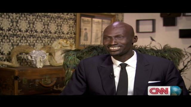Ger Duany's life in Sudan