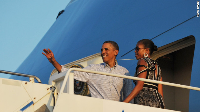 President Obama returns from Hawaii on Tuesday to a decidedly different climate rife with political battles.