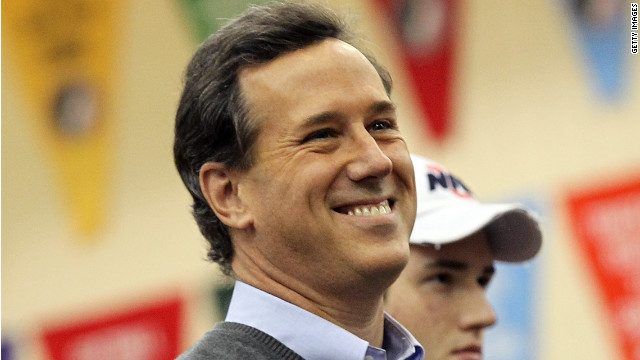 Santorum:  There's going to be a rematch