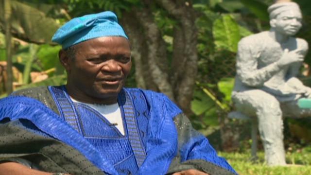 Nigeria's master storyteller
