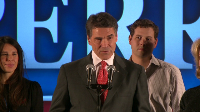 Perry to reassess his campaign