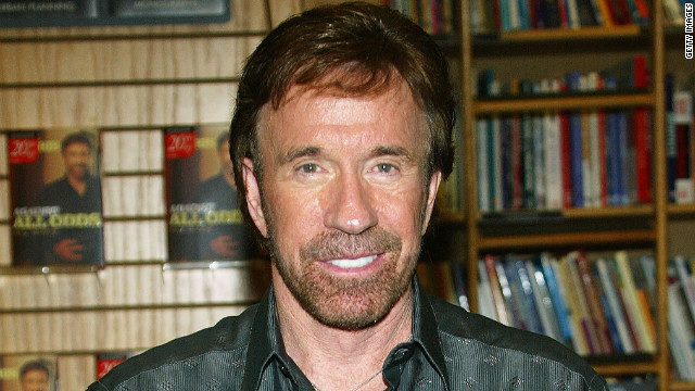 Chuck Norris explains his choice in an epic editorial on WND.
