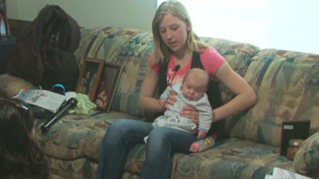 Young mom kills intruder