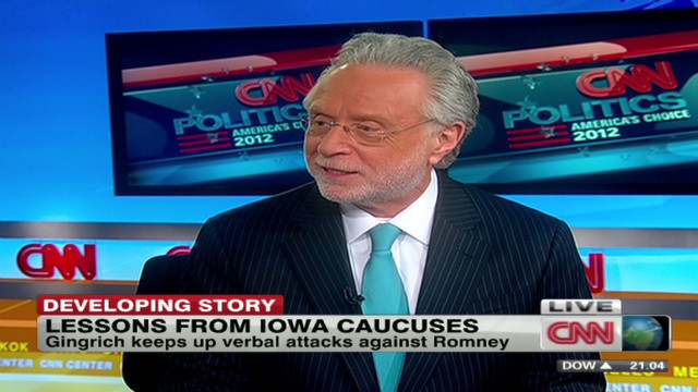 Lessons from the Iowa caucuses