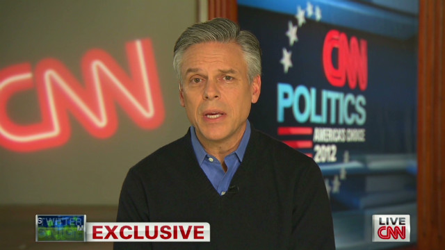 Huntsman: Win in NH proves electability