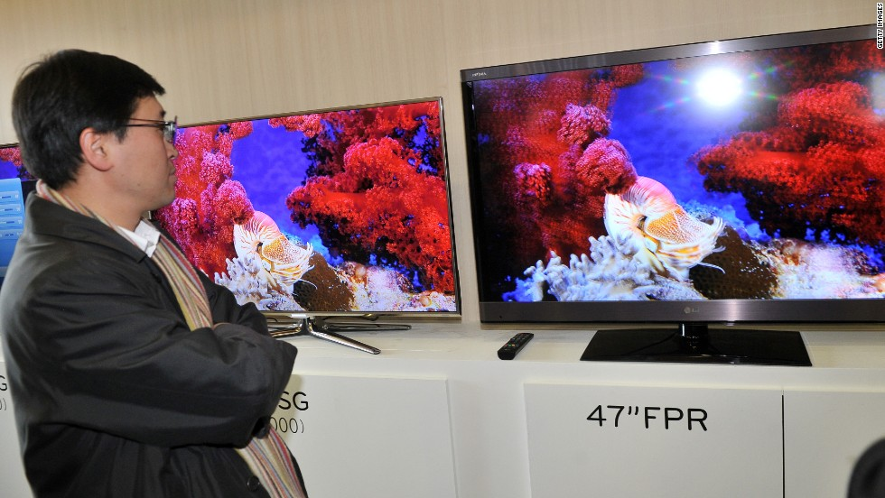 3-D televisions were expected to be the next great success of the industry when they were revealed at the 2010 Consumer Electronics Show.  However, performance and sales have not met expectations.