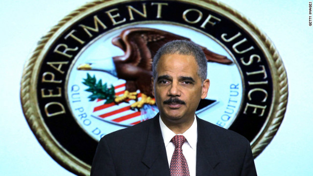 Attorney General Eric Holder says the new definition will lead to a more comprehensive statistical reporting of rape nationwide.