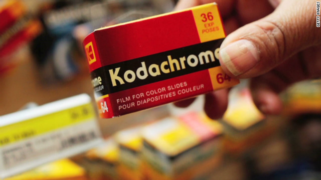 Kodak's past and future strategy