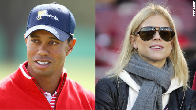 Tiger Woods's ex-wife tears down her $12 million mansion.