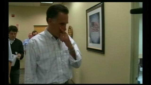 S.C. tea party not happy with Romney