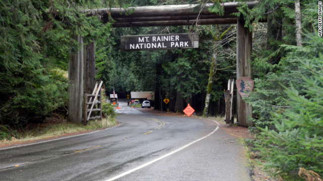 """This tragedy has pretty much affected every employee at the park,"" said Mount Rainier National Park spokesman  Charles Beall."