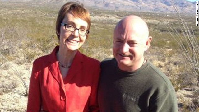 Giffords' return to Tucson 'bittersweet'