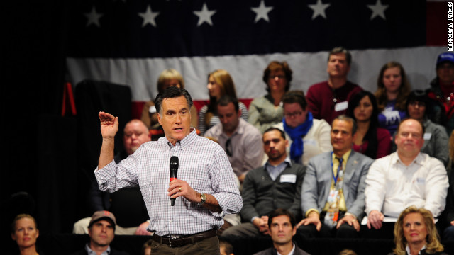 Romney gaffes fuel rivals' attacks