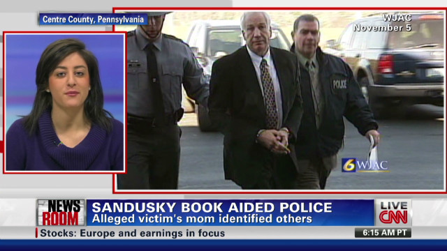 How Sandusky book helped police
