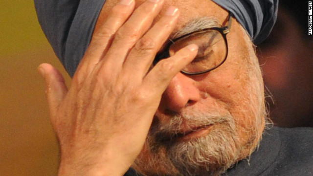 Indian Prime Minister Manmohan Singh faces new allegations of mining deals that deprived the treasury of $211 billion.